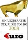 Finanzberater des Jahres 2008 Top 100