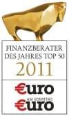 Finanzberater des Jahres 2011 Top 50
