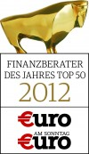 Finanzberater des Jahres 2012 Top 50